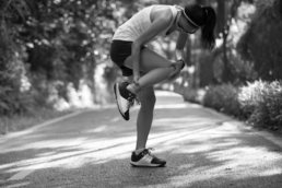 knee pain, marathon training, chiropractor singapore