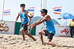 beach volleyball, kingsley tay, chiropractor