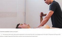 ufit osteopath, ufit clinic review
