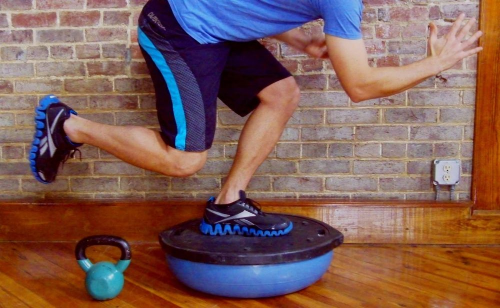 functional movement screen, bosu ball training
