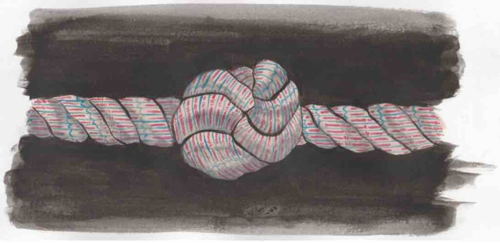 muscle knot